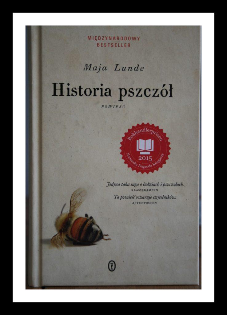 """""""Historia pszczół"""" – Maja Lunde"""
