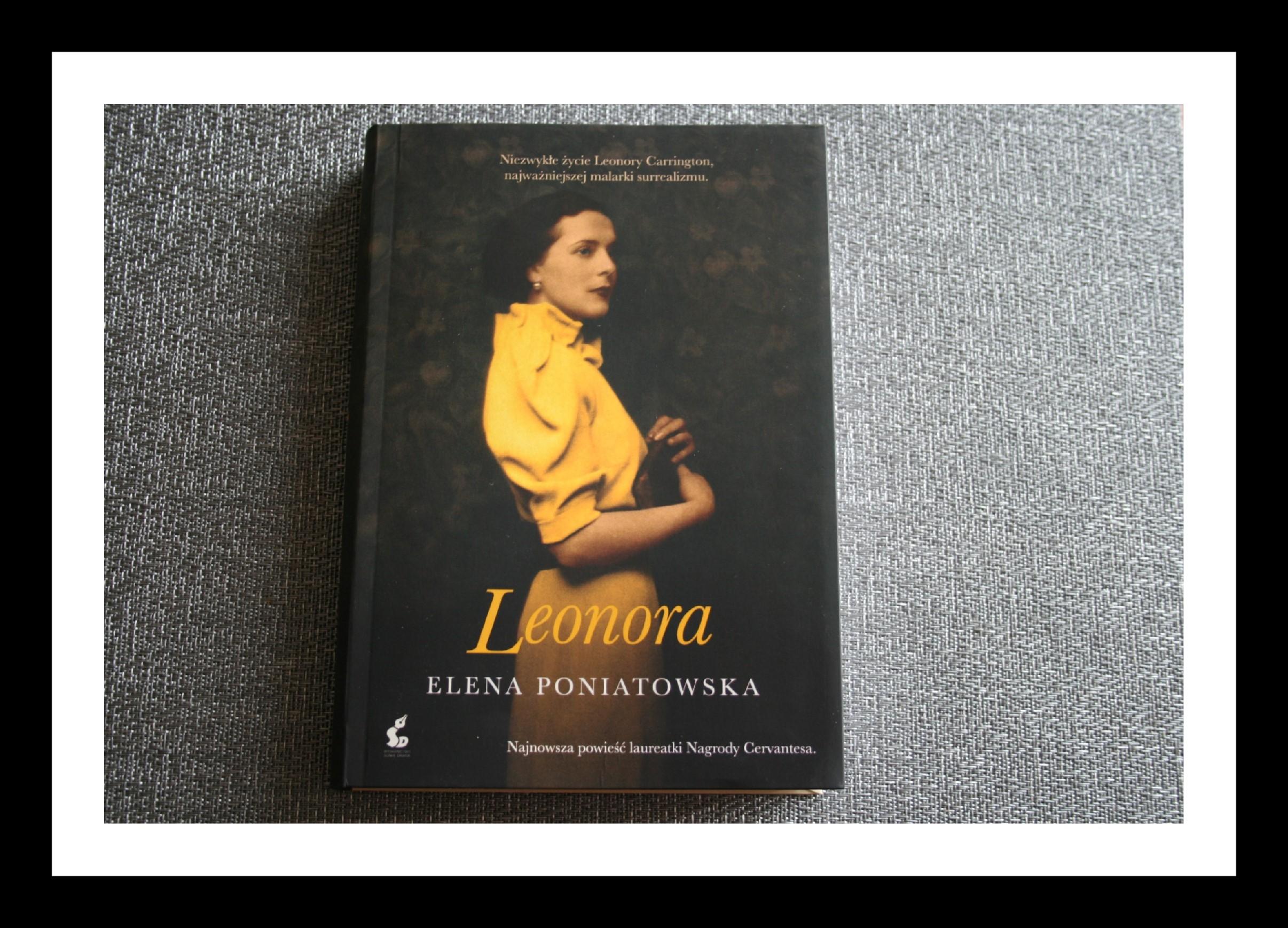 """Leonora"" – Elena Poniatowska"