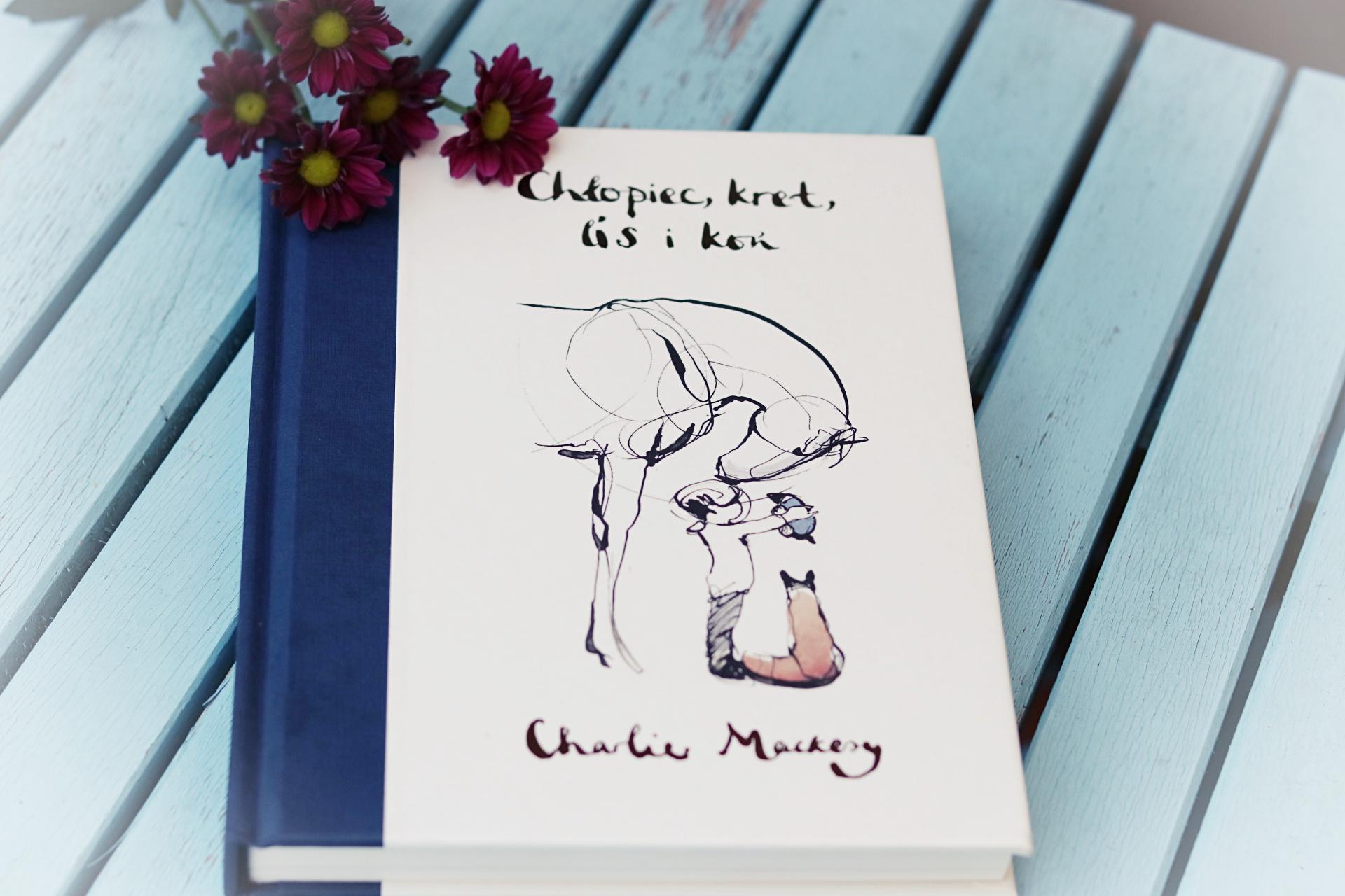 """Chłopiec, kret, lis i koń"" – Charlie Mackesy"